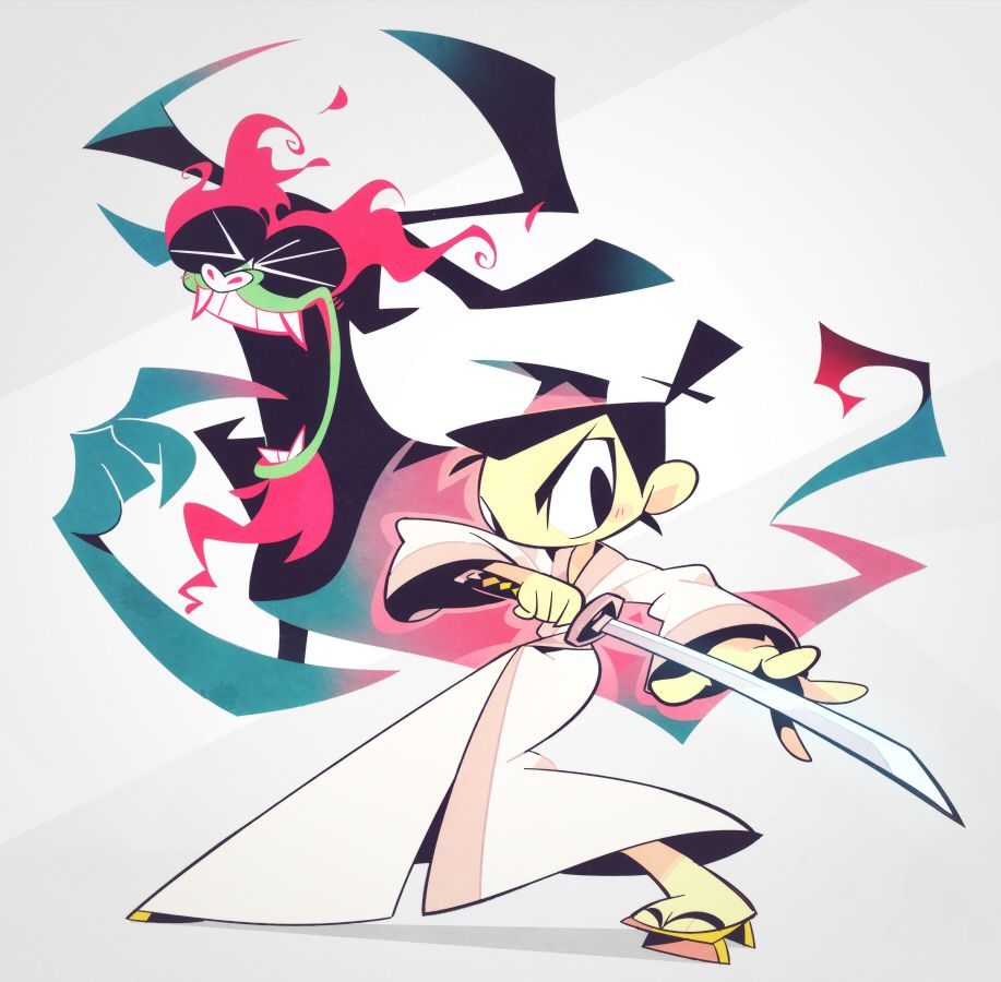 すずか (Suzuka) - Samurai Jack