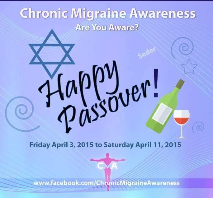 Happy Passover! #cmaware