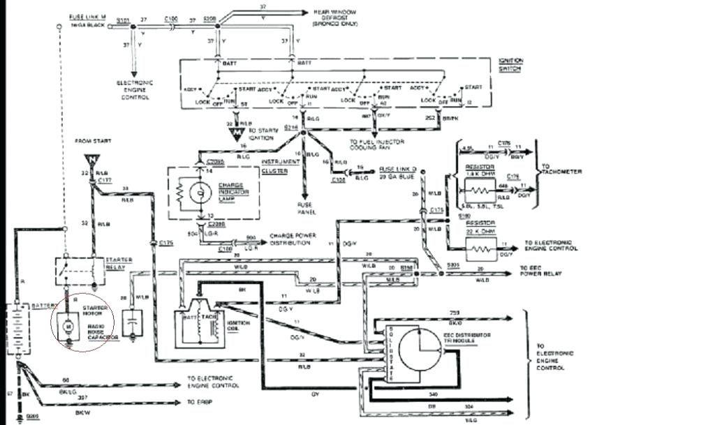 basic ford hot rod wiring diagram tech  chevy volt fuse box