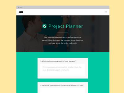 Client Questionnaire Client Questionnaire Questionnaire Design Questionnaire