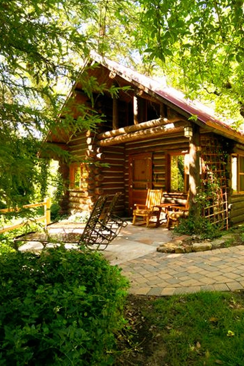 The Hidden Cabins In Arizona That You'll Never Want To