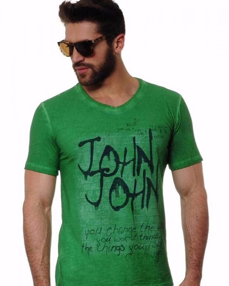 048d2b1eaca2a Camisetas John John Os melhores preços! Diversos modelos!  boatarde   atacado  varejo  johnjohn  followme  like4like  varejoonline  outletsp