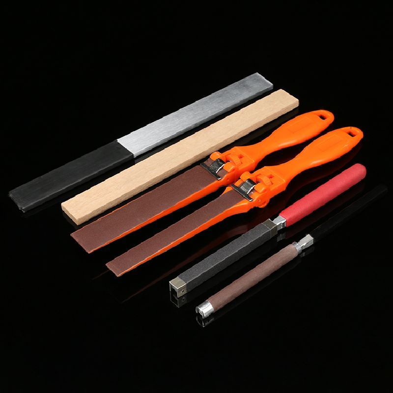 Hand Tool Parts Metal Abrasive Paper Clips Sand Paper Roll Bar Sanding Paper Sticks Grinding Polishing Abrasive Tools Hand Sander Sandpaper Diy Tools