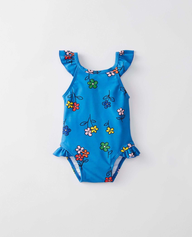 5d5a24a497 Baby Girls  Lemon One Piece Swimsuit - Cat   Jack Yellow 12M ...