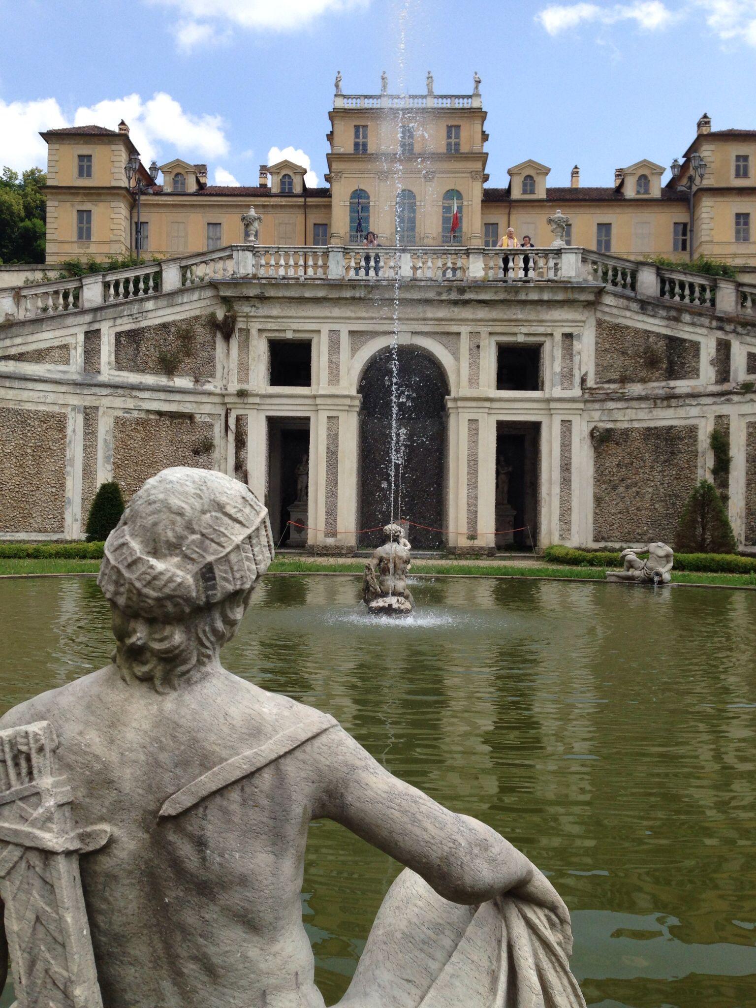 Villa della Regina (avec images)