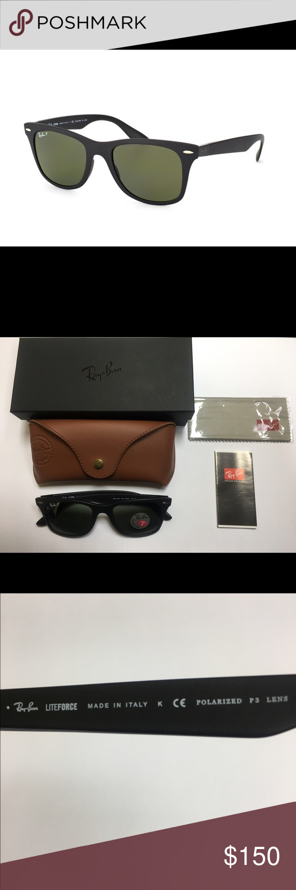 ray ban model numbers  Ray Ban 100% Authentic and NEW! NWT