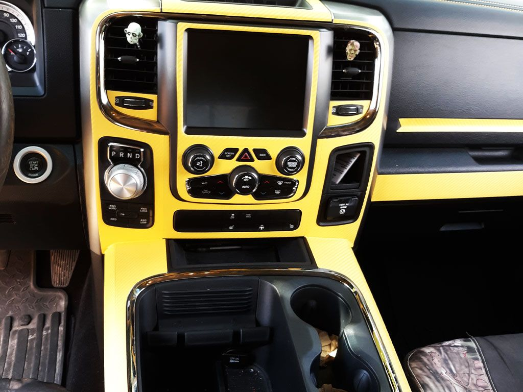 Rdash™ Ram 1500 20162018 Dash Kits (Bucket Seats) Dodge