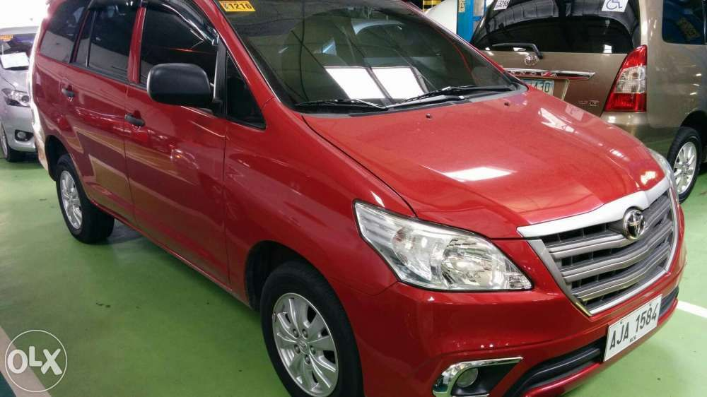 Toyota Innova 2016 For Sale Philippines Find Brand New Toyota