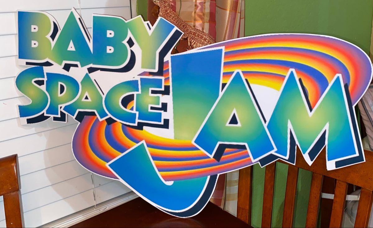 Space Jam Party Decorations Space Jam Space Jam Decoration ...