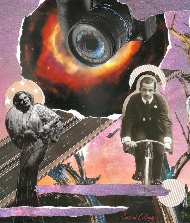 Collage to poem #collage #collageart #collageartwork #collageartist #instacollage #collagestash #collagee #collagework #retro #trip