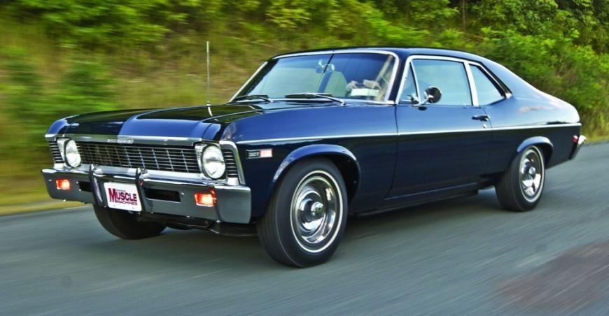 1968 Chevrolet Chevy Ii Nova L79 Chevrolet Nova Chevrolet