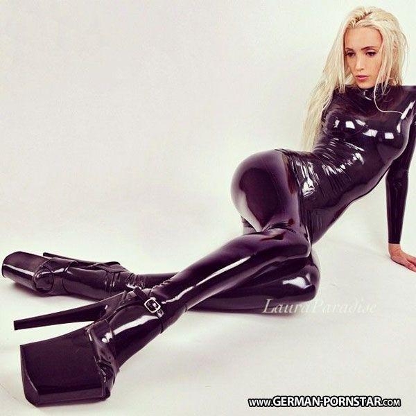German Pornstar Laura Paradise MyDirtyHobby