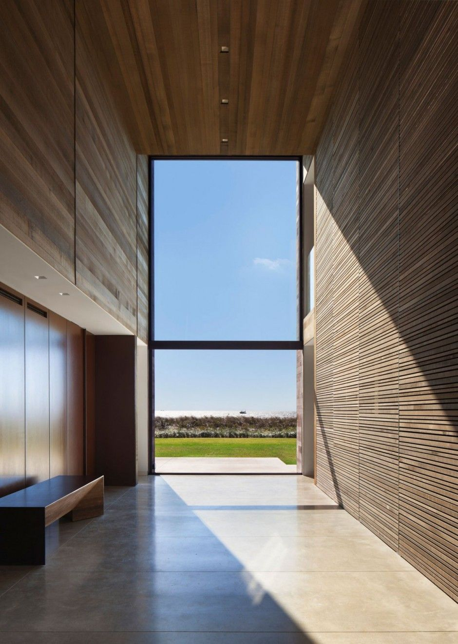 Sagaponack House By Bates Masi Architects