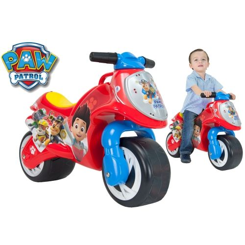 Sambro Quot Paw Patrol Quot Foot To Floor Ride On Motorbike If I