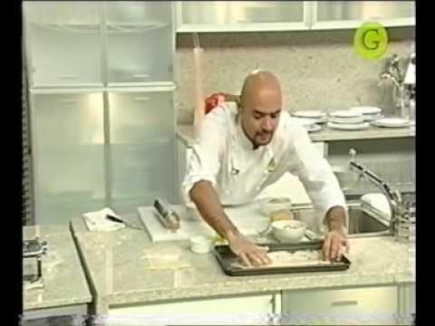 Sumito Estévez: Fetuccini con salsa 2/3