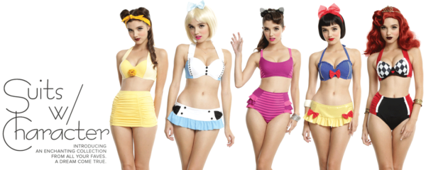 a1f80a1462483 Now Is The Time To Get Your Disney Princess Bikini
