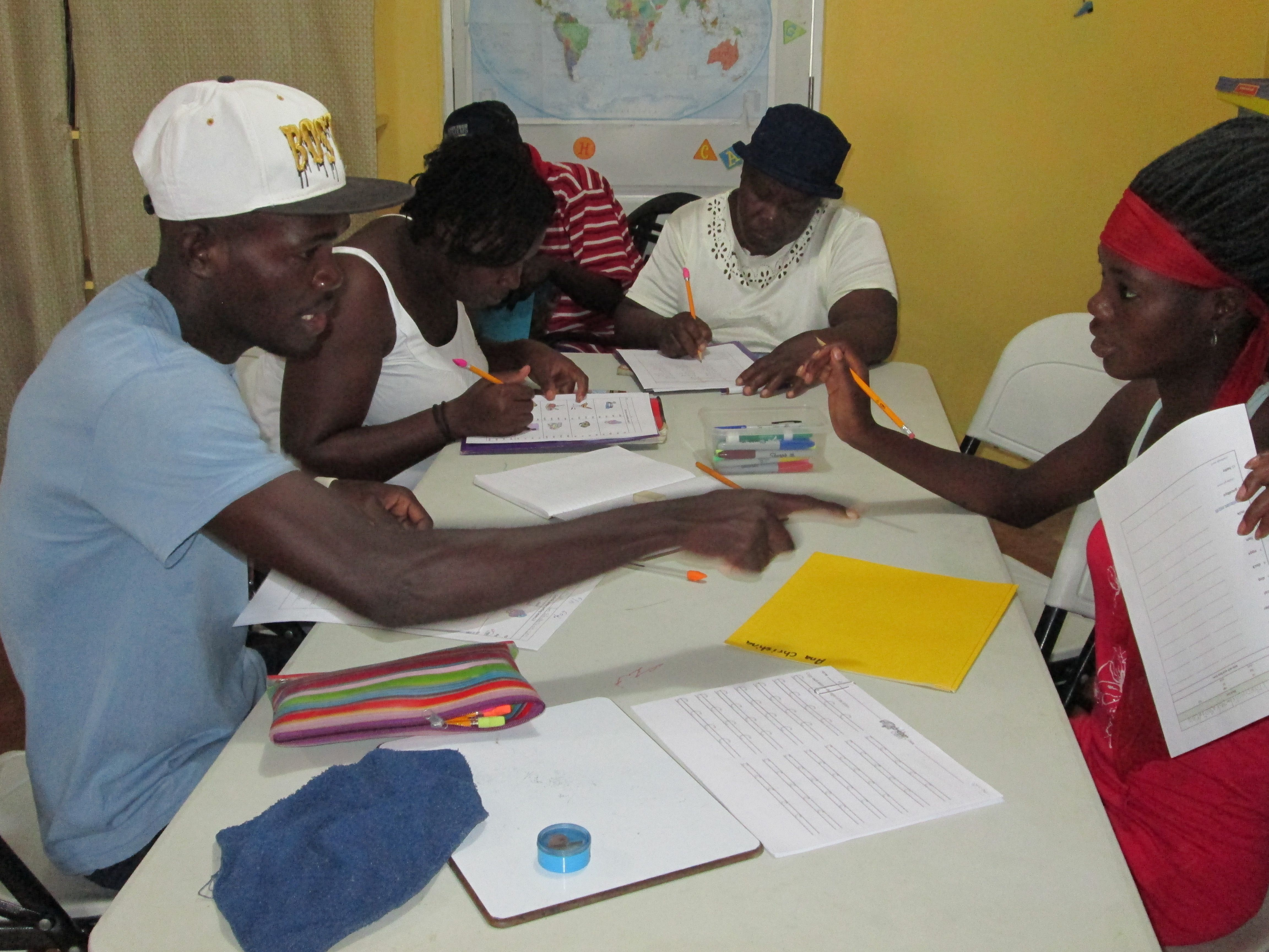 Bony Helping Students With Worksheets