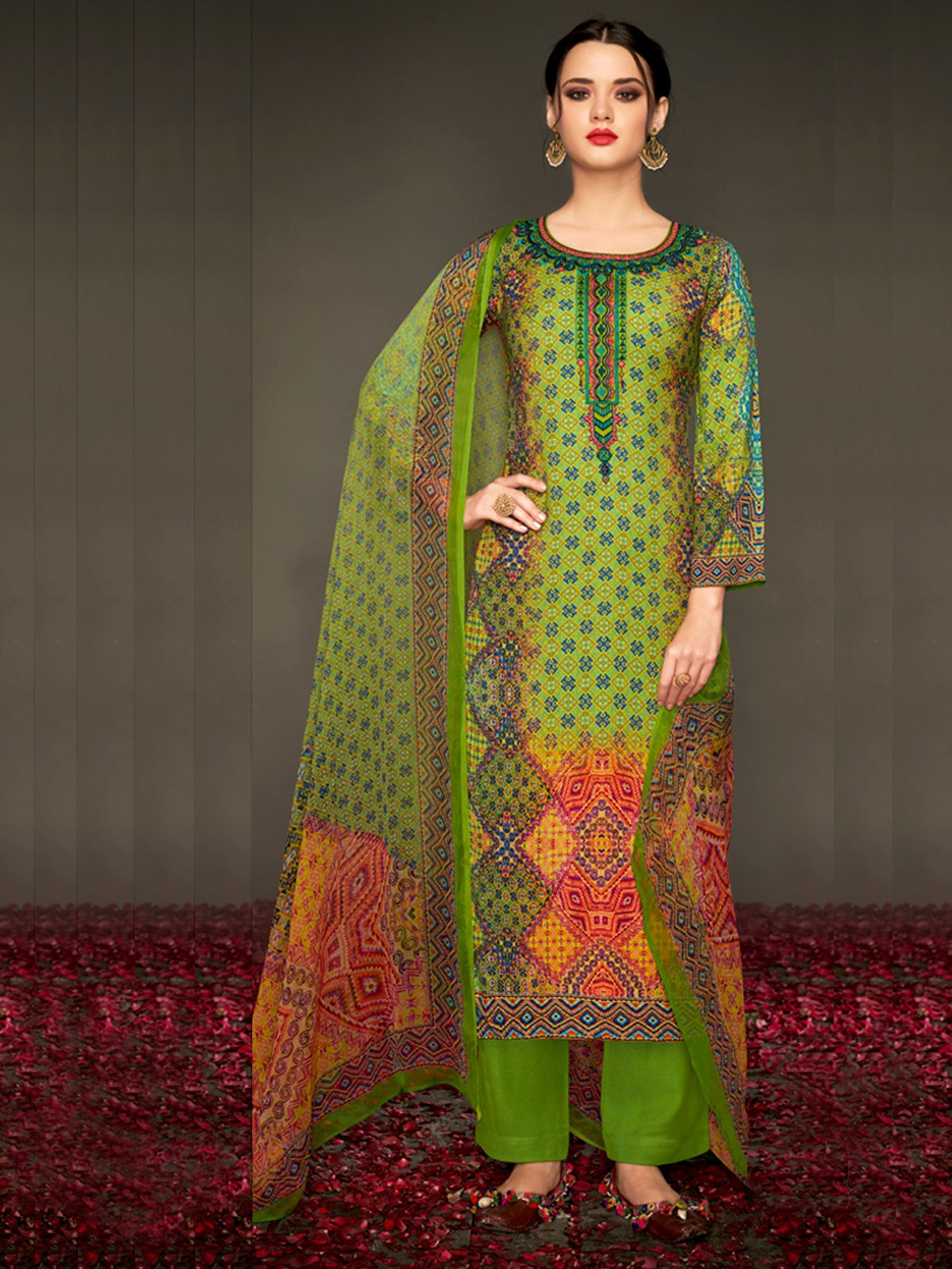 349b4341959 Blog – Shop the best pashmina suits online for winter wear collection from  Inddus.com. We offer the latest pashmina salwar kameez for casual
