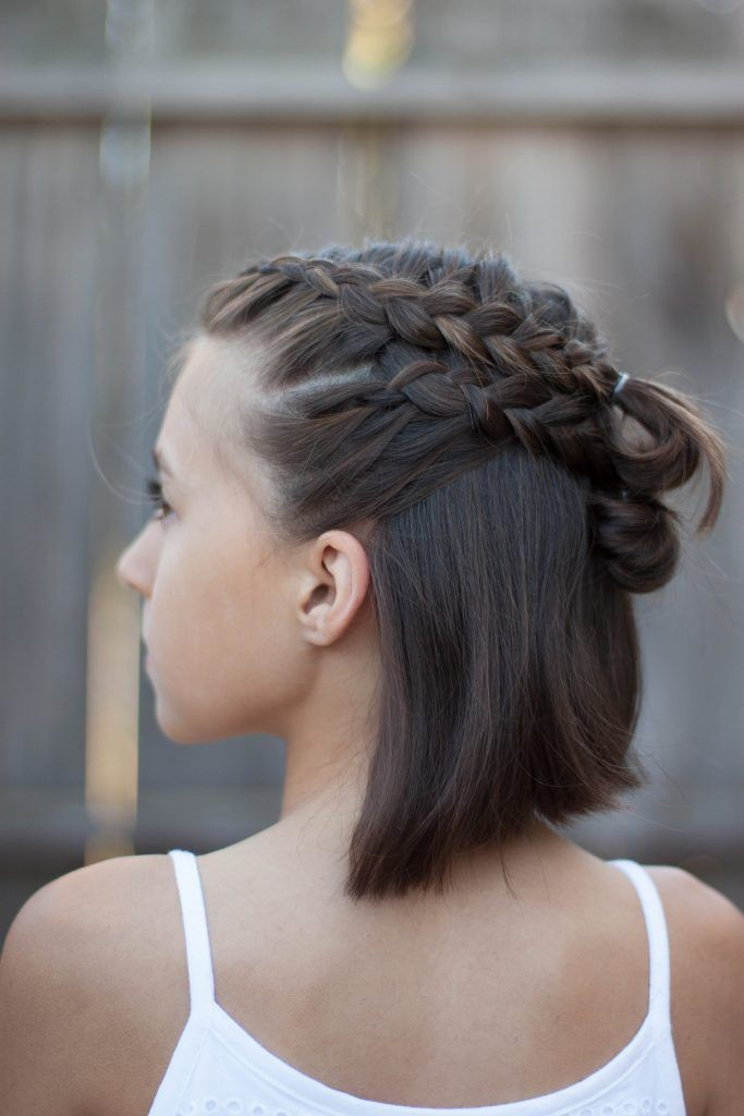 Hairstyles For Prom Cgh : Double dutch braids cgh lifestyle hairacy pinterest