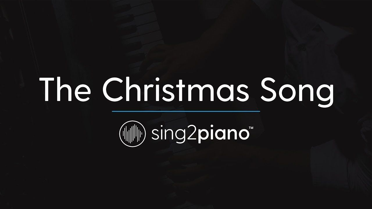 The Christmas Song (Piano Karaoke Instrumental) Nat King