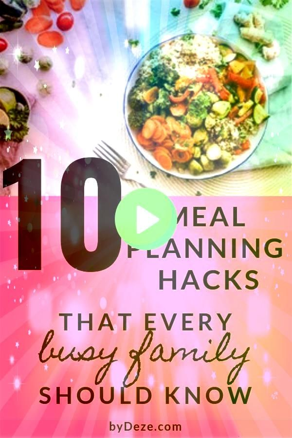 Family Meal Planning Hacks For Busy or Lazy People 10 Family Meal Planning Hacks For Busy or Lazy People 10 Family Meal Planning Hacks For Busy or Lazy People You asked f...
