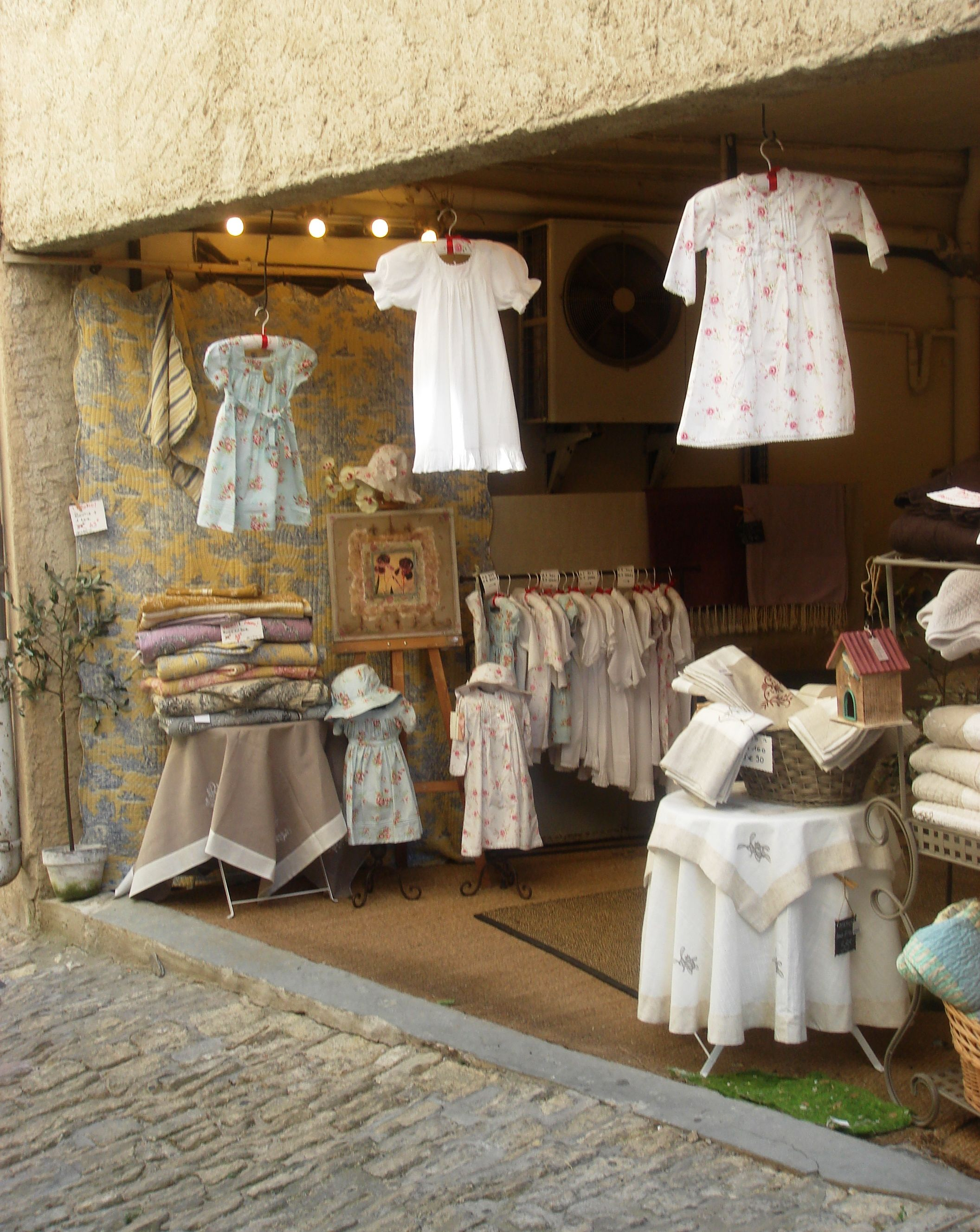 Children S French Clothing Market Stall Designs Craft Booth