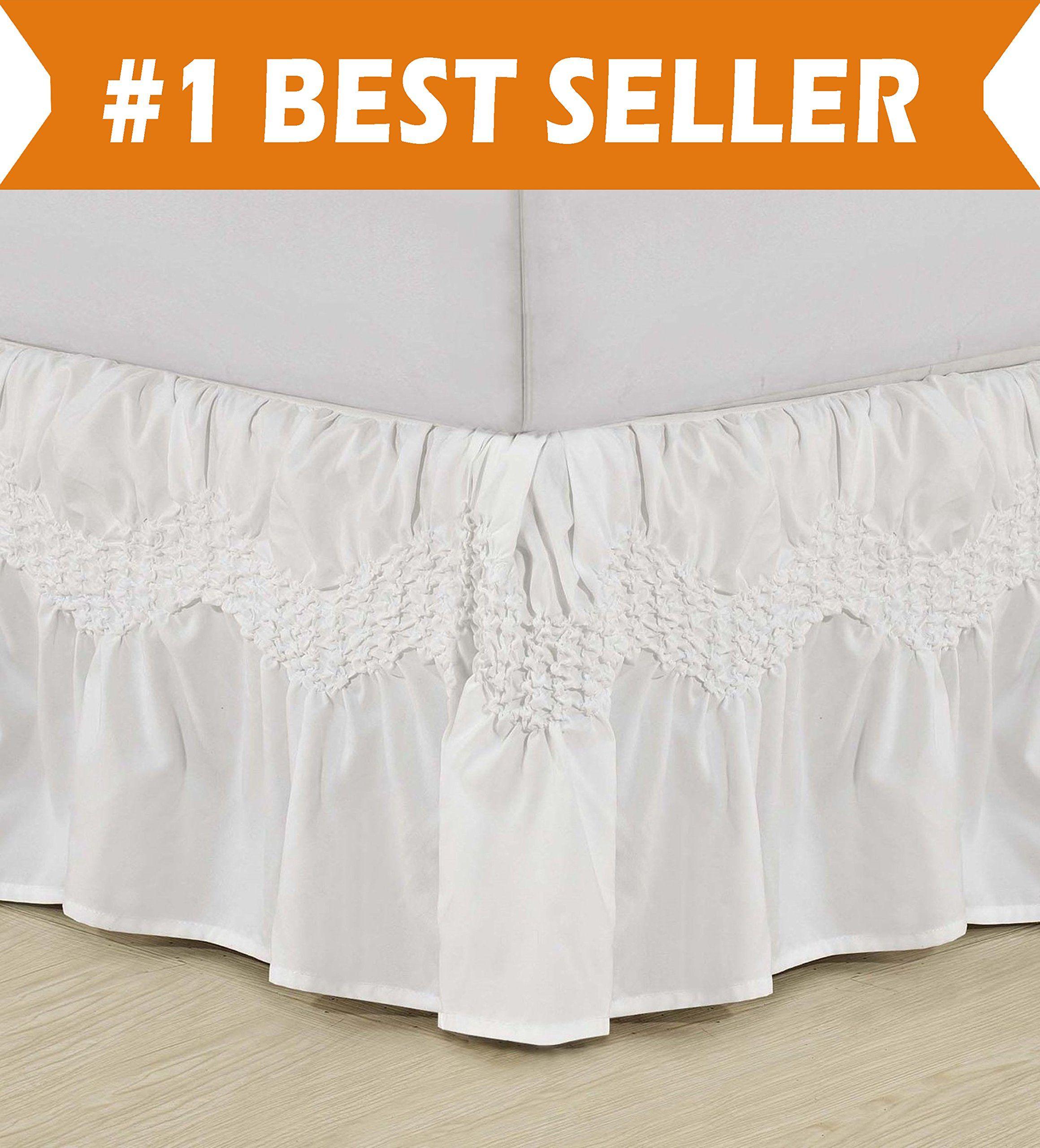 Elegant Comfort bed skirt Full