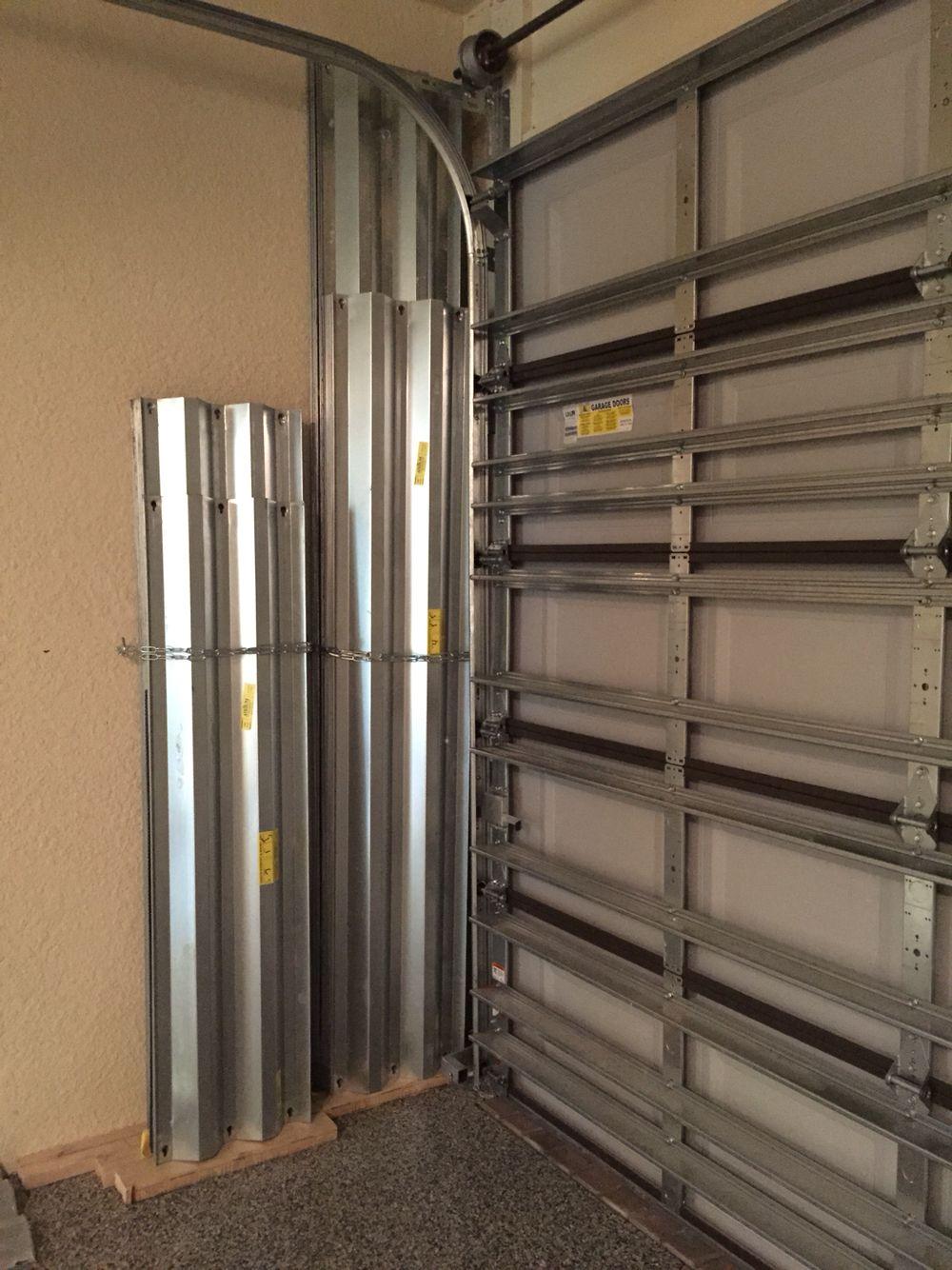 Hurricane Shutter Storage Ideas