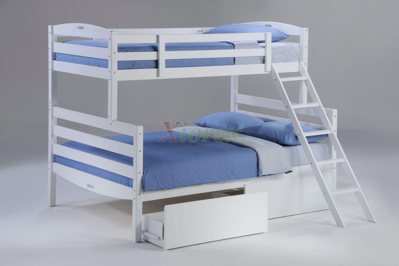 Lakeland mills twin over queen bunk bed amp reviews wayfair - 17 Beste Idee N Over Bunk Bed Mattress Op Pinterest Jongen Stapelbedden Stapelbed En Kinderbedden