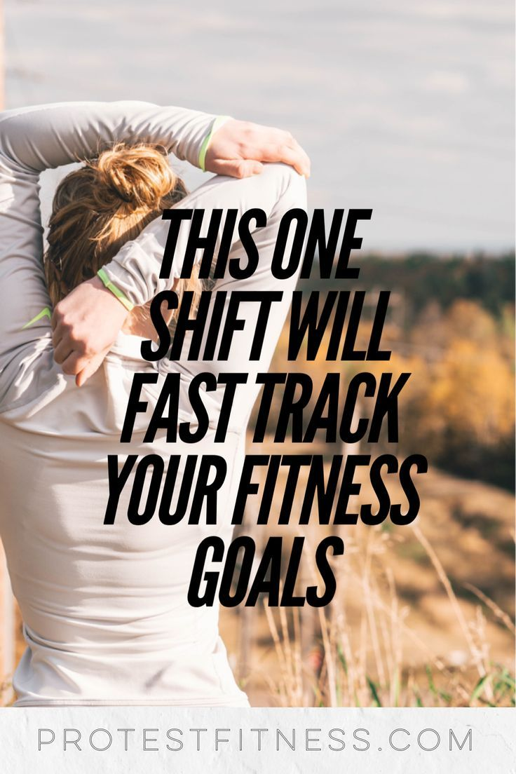 Not seeing improvement? Feeling discouraged from your fitness goals? We've all been there. This ONE...