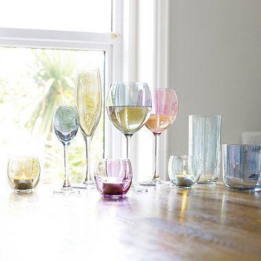 LSA Polka Glassware - From Lakeland