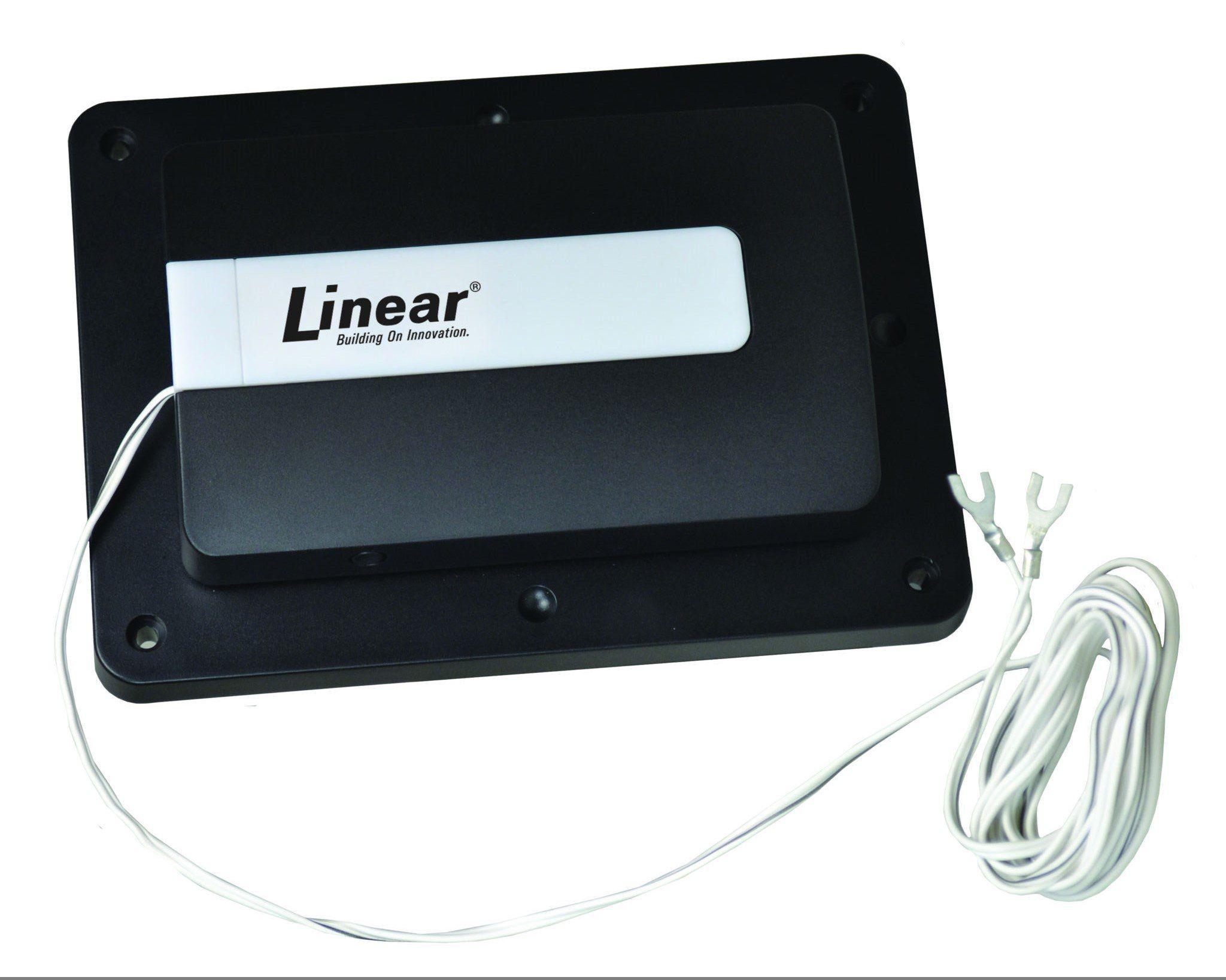 Linear Gd00z 4 Gd00z 4 Z Wave Garage Door Opener No Presence Sense