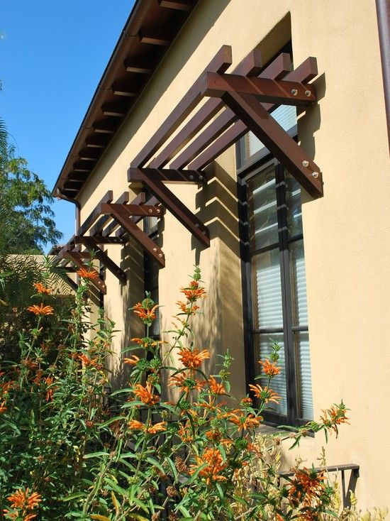 Exterior Window Treatments Design Pictures Remodel