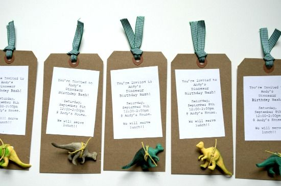 1000 images about Dino Party – Dinosaur Party Invitation Ideas