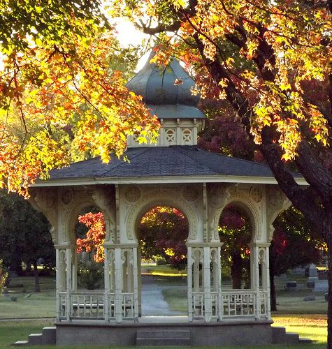 Maple Park Gazebo Springfield Mo