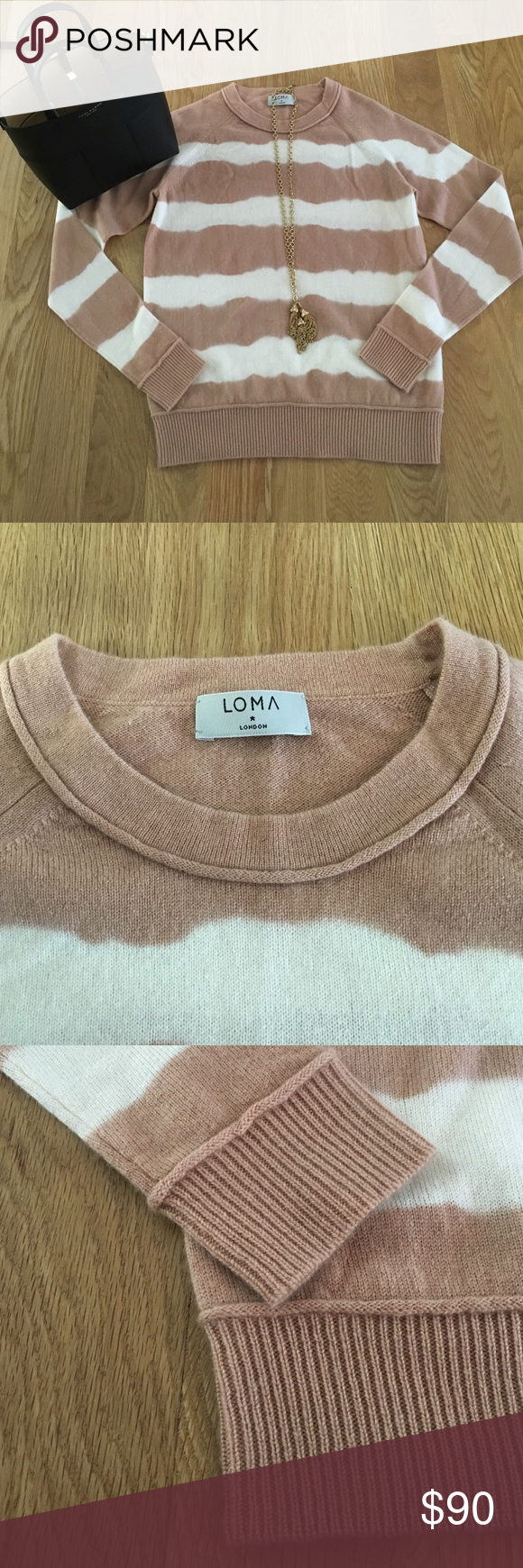 New LOMA if London cashmere sweater New ( without tags ) LOMA ...