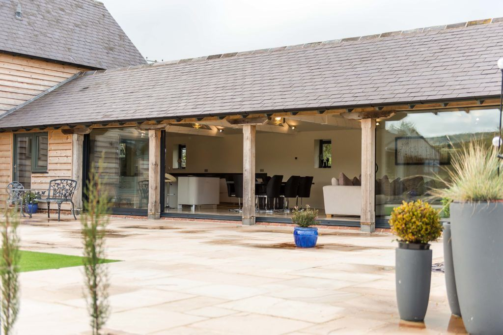 Barn Conversion home farm, shropshire | barn conversion | oha - owen/hicks