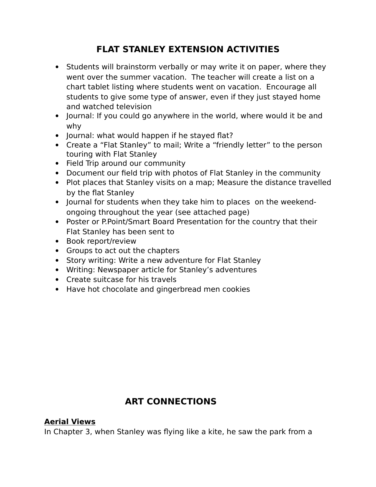 Worksheets Flat Stanley Worksheets flat stanley activities resource preview school preview