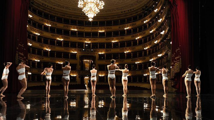 Tod's- An Italian Dream. Collaboration with Teatro Alla Scala, Milan. | Portraits Of Elegance