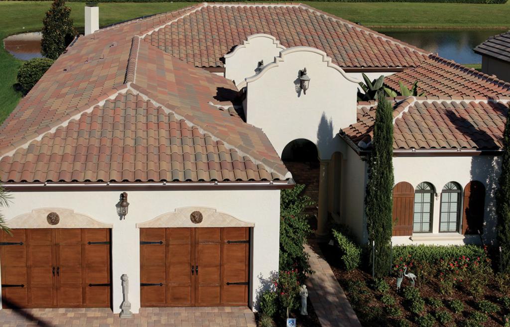 Best Eagle Design Corner Spring Inspired Concrete Roof Tiles 640 x 480