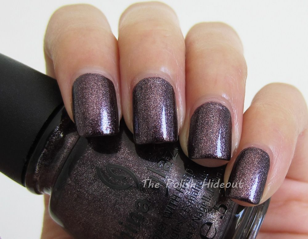 China Glaze Rendezvous With You - Autumn Nights