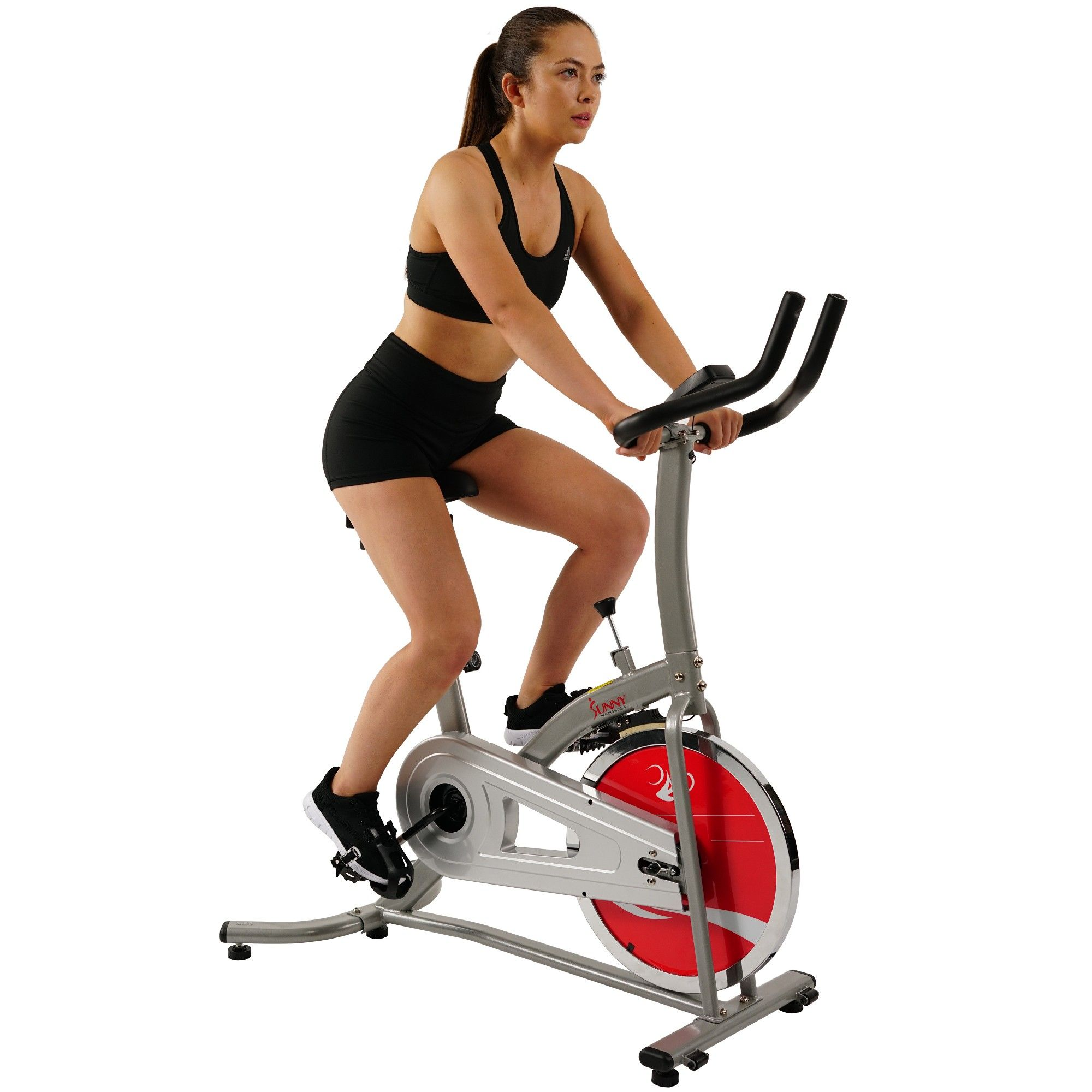 Sunny Health And Fitness Sf B1203 Indoor Cycling Bike Best Exercise Bike Biking Workout