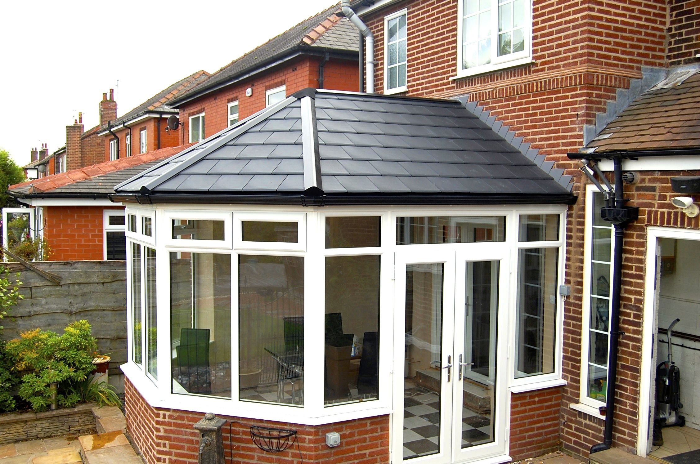 These Solid Roofs For Your Conservatory Have Really Taken Off In The Past Twelve Months Look At Our D Garden Room Extensions Artistic Space Conservatory Roof