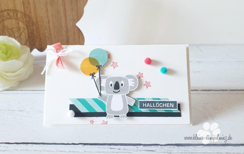 Geburtstagseinladungen mit Bonanza Buddies   Kleiner Stempelmiez – Kunsthandwerk für die Lieb …  – Obst