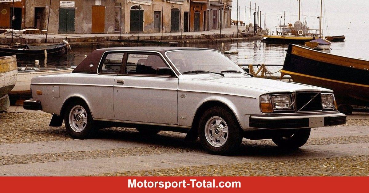 Das markant gezeichnete Coupé Volvo 262 C veränderte die Wahrnehmung ...