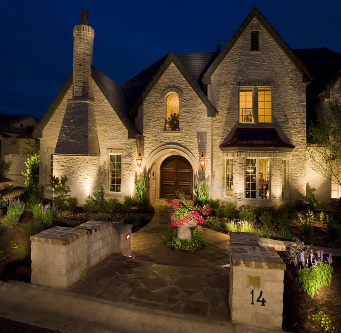 Outdoor Lighting Gallery Texas Commercial Residential