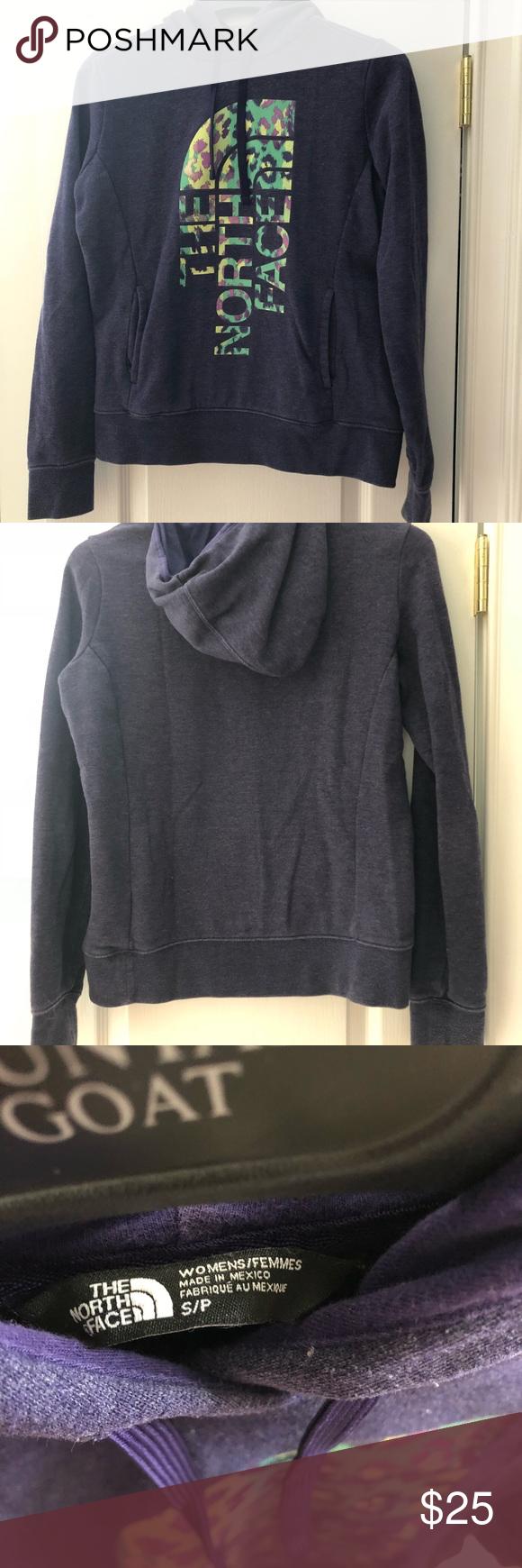 896267203 ⚡️flash sale⚡️The North Face TNF Purple Sweatshirt The North ...