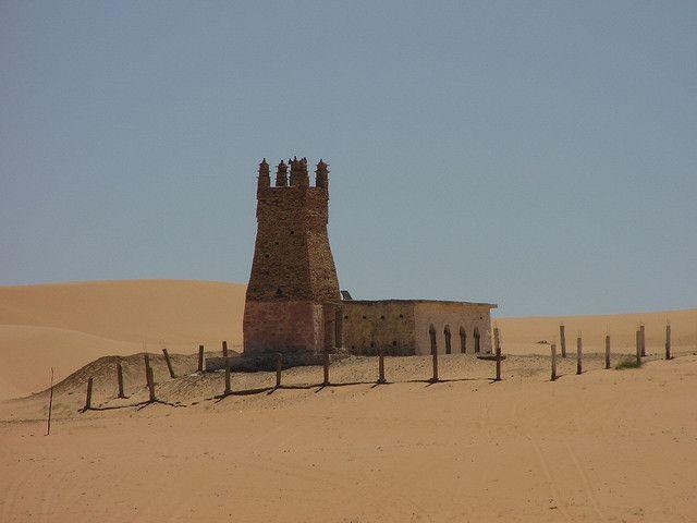 Mauretanien | Chinguetti - Moschee