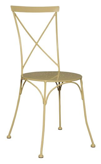 French Bistro Chairs Wrought Iron Chairs Patio Chairs Metal