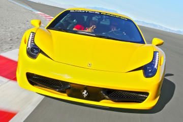 Exotic Car Driving Experience Elite Package 6 To 8 Laps Of Las Vegas